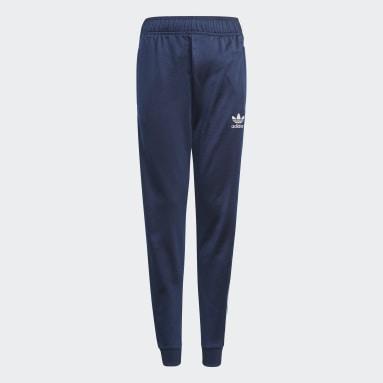 Youth Originals Blue Adicolor SST Track Pants
