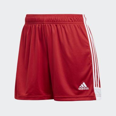Women's Soccer Red Tastigo 19 Shorts