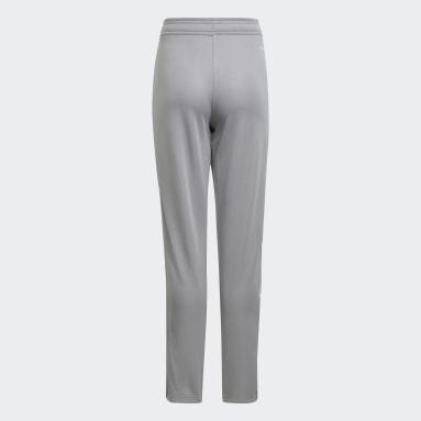Youth Soccer Grey Tiro Track Pants