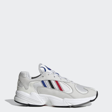 Men Originals White Yung-1 Shoes