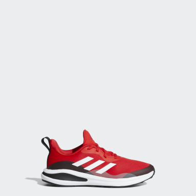 Kids Running Red FortaRun Lace Running Shoes