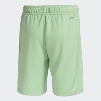 Shorts AEROREADY Verde Niño Training