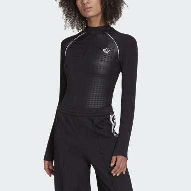 Bodysuit Czerń