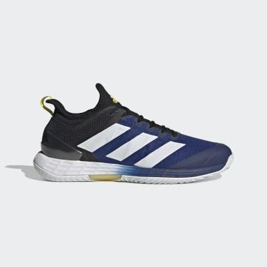 Tennis Black Adizero Ubersonic 4 Tennis Shoes