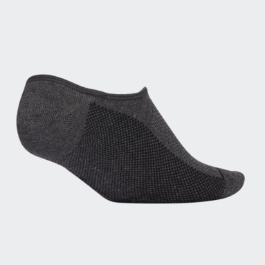 Men's Training Grey Superlite Stripe Super-No-Show Socks 3 Pairs