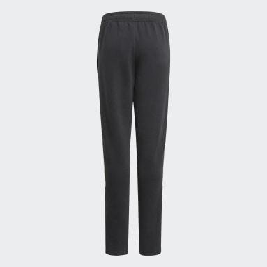 Youth Lifestyle Black Tiro 21 Sweat Pants