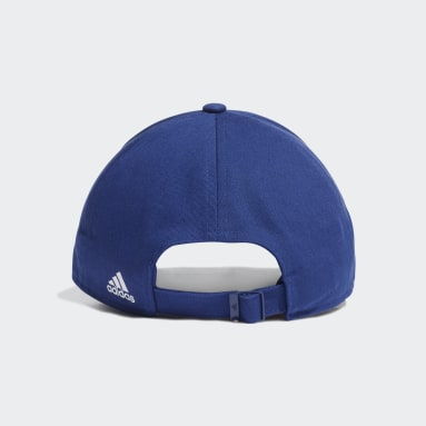 เทรนนิง สีน้ำเงิน หมวกเบสบอลโลโก้