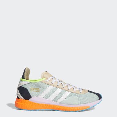 Originals Green Tokio Solar Hu Shoes