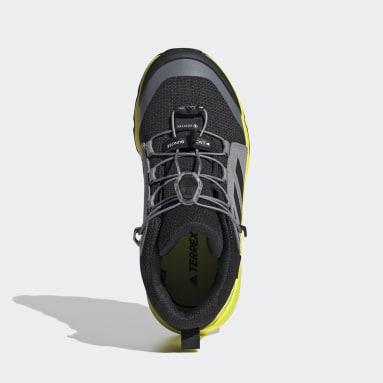 Barn TERREX Svart Terrex Mid GORE-TEX Hiking Shoes