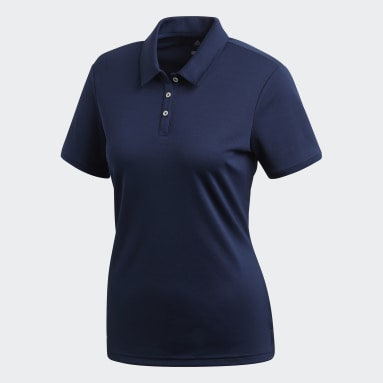 Polo Tournament Azul Mujer Golf