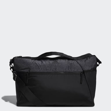 Women's Training Black Studio Duffel Bag