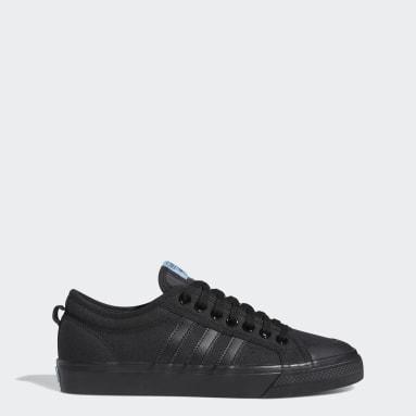 Men Originals Black Nizza Shoes