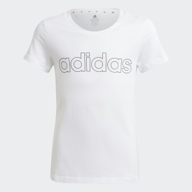 белый Футболка adidas Essentials