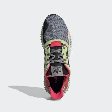 Frauen Originals ZX 4000 4D Schuh Grau