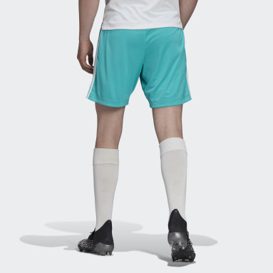 Short Third Real Madrid 21/22 Turquoise Football