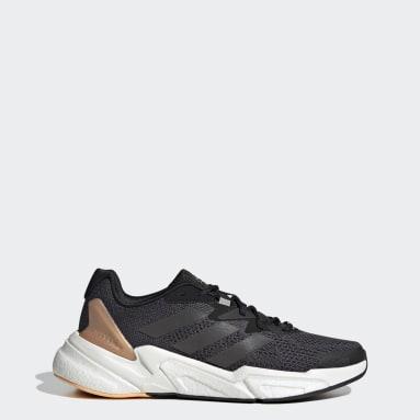 ผู้หญิง วิ่ง สีเทา รองเท้า X9000L3