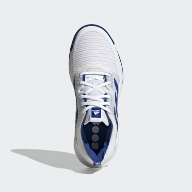 Women's Volleyball White CrazyFlight Volleyball Shoes