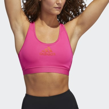 Top Deportivo Don't Rest Alphaskin Rosa Mujer Training