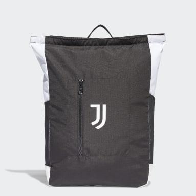 Fußball Juventus Turin Rucksack Schwarz