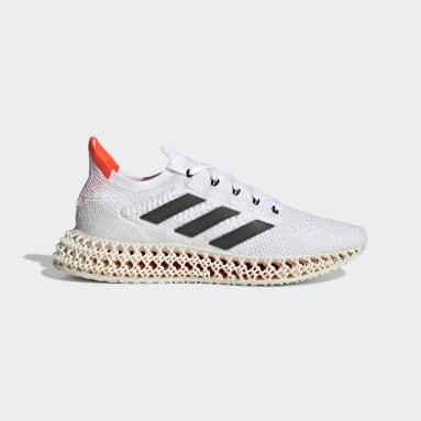 Men Running White adidas 4DFWD Shoes
