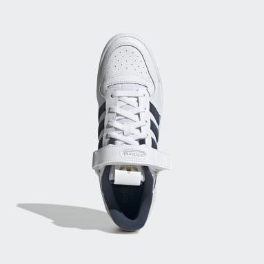 Originals Forum Low Schuh Weiß