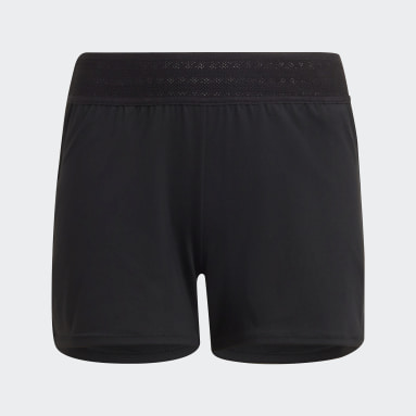 Pantalón corto HEAT.RDY Negro Niña Gimnasio Y Entrenamiento