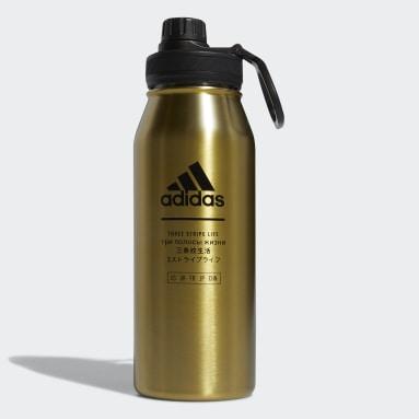 Yoga Gold Steel Metal Bottle 1L