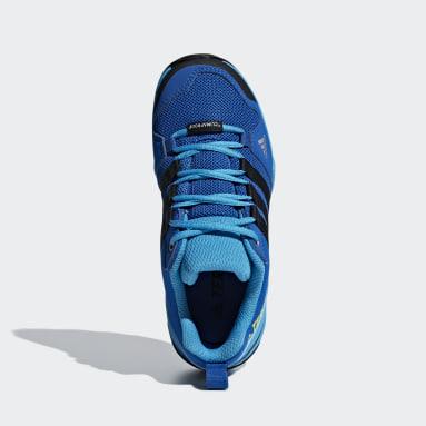 Zapatilla AX2R ClimaProof Azul Niño TERREX