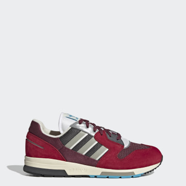 Men Originals Red ZX 420 Shoes