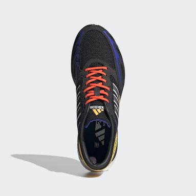 Hardlopen Zwart Adizero Pro V1 DNA Schoenen