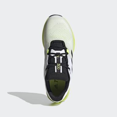 Men's TERREX White Terrex Two Flow Trail Running Shoes