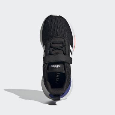 Children Essentials Black Racer TR21 Shoes