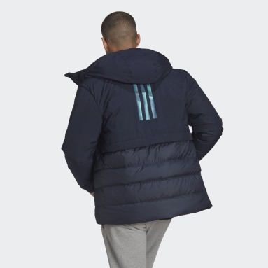 Men City Outdoor Blue Traveer COLD.RDY Jacket
