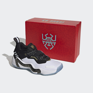 Kids Basketball Black Donovan Mitchell D.O.N. Issue #3 Shoes