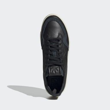 Zapatilla Supercourt Negro Originals