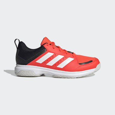 Chaussure Ligra 7 Indoor Orange Fitness Et Training