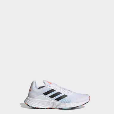 Kids Running White Duramo SL Shoes
