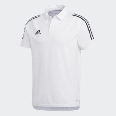 белый Футболка-поло Condivo 20