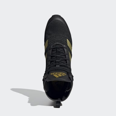 Boxing Black Speedex 18 Shoes
