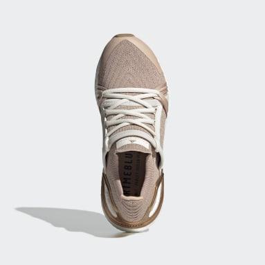Women Running Beige adidas by Stella McCartney Ultraboost 20 Shoes