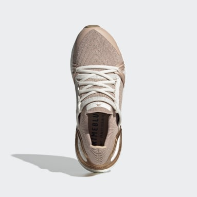 бежевый Кроссовки для бега adidas by Stella McCartney Ultraboost 20