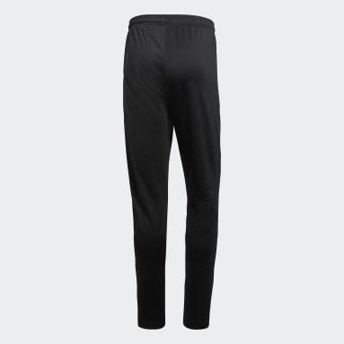 ผู้ชาย ฟุตบอล สีดำ กางเกงเทรนนิงขายาว Core 18