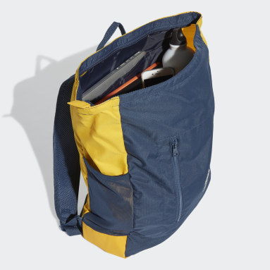 Lifestyle Blue Classic Top-Zip Backpack