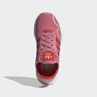 Youth Originals Pink Swift Run X Shoes