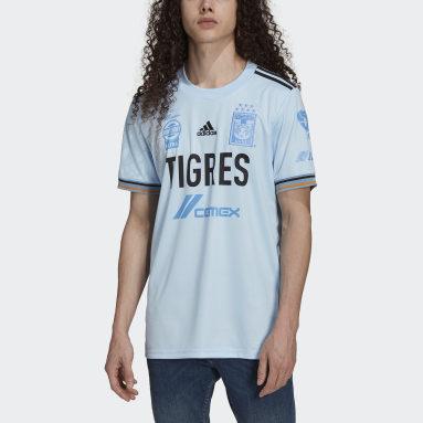Jersey Visitante Tigres UANL 21/22 Azul Hombre Fútbol