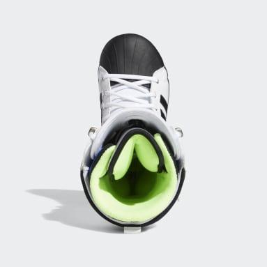 Boots Superstar ADV Blanc Sports D'hiver