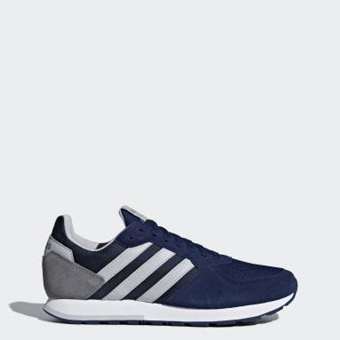 Zapatillas 8K Azul Hombre Running