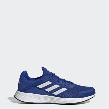 Běh modrá Boty Duramo SL