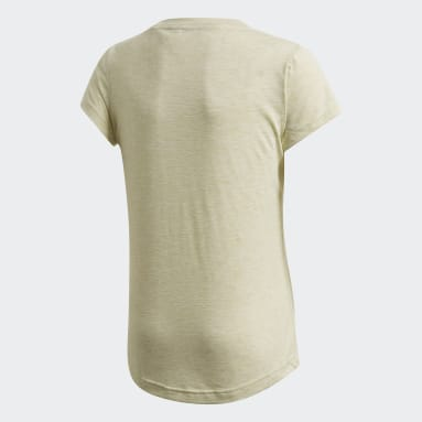 T-shirt Must Haves Jaune Filles Sportswear