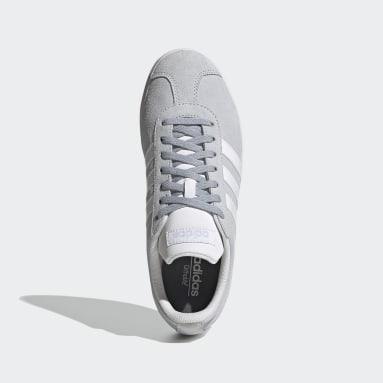 Women Walking Blue VL Court Shoes